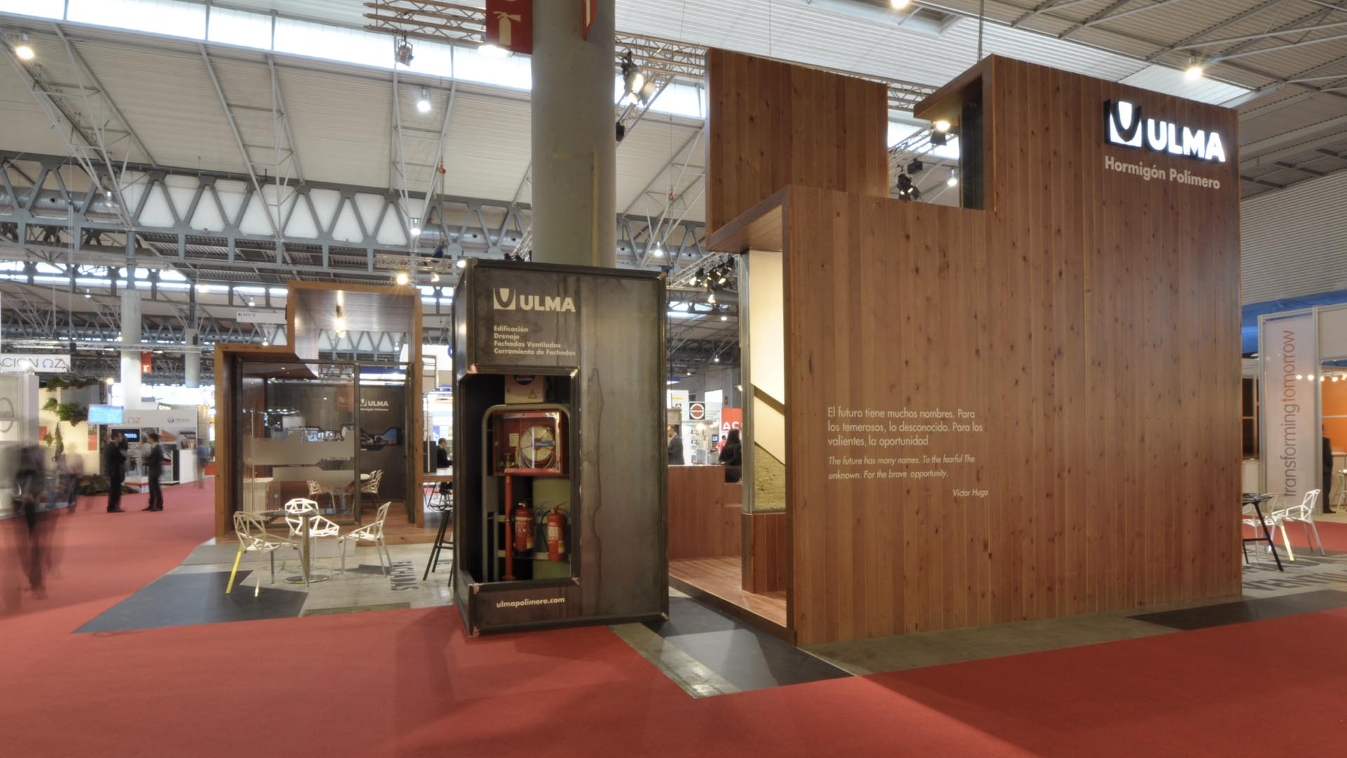 Exhibition Stand Nature : Stand design barcelona
